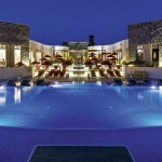 Fuerteventura Origo Main pool night
