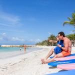 Guadeloupe Sainte Anne Holiday Village Beach 1