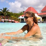 Guadeloupe Sainte Anne Holiday Village Pool 3