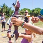 Vias La Dragonniere Archery
