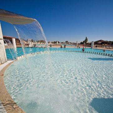 Vias La Dragonniere Cascade Pool 2a
