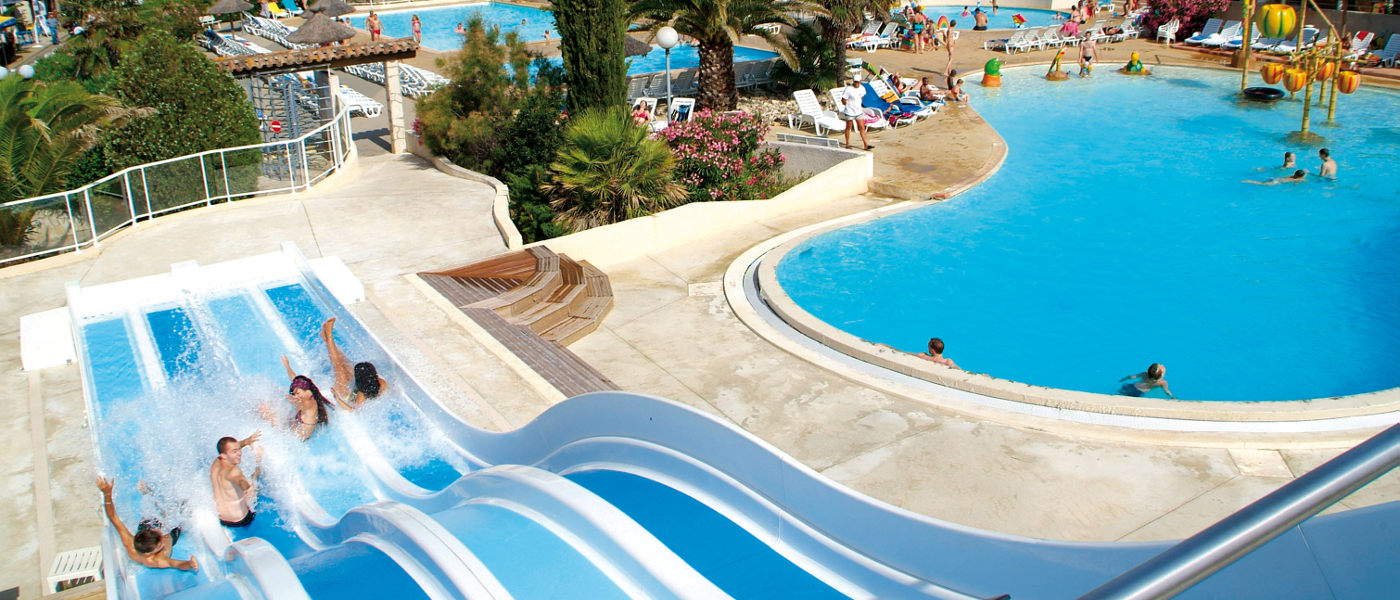Vias La Dragonniere Waterslide