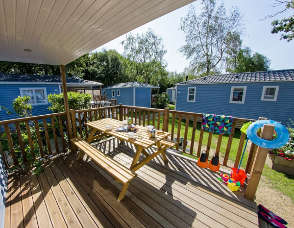 Beg Meil, 2 Bed Sunelia Confort Part Covered Deck Thumb