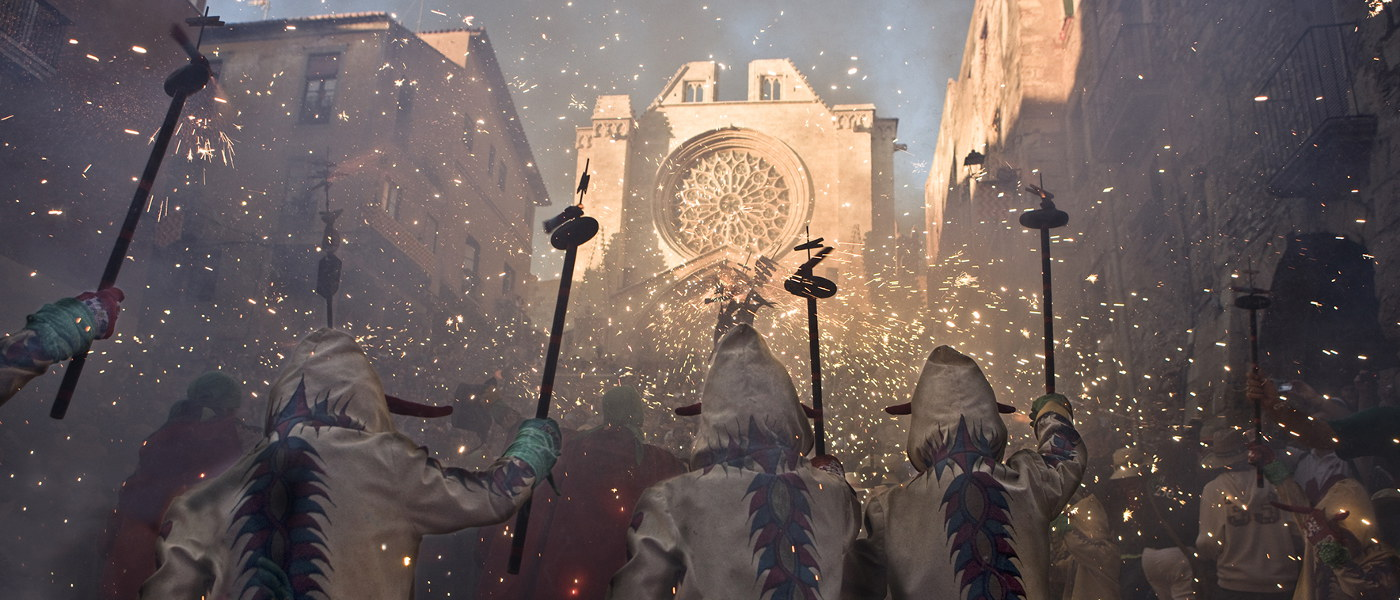 Costa Dorada Tarragona Procession