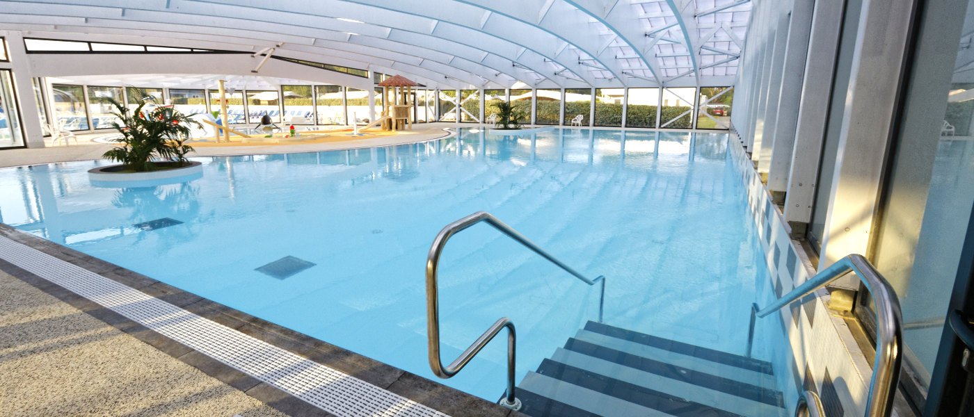 Firefly Holidays Beg Meil L'Atlantique Indoor Pool
