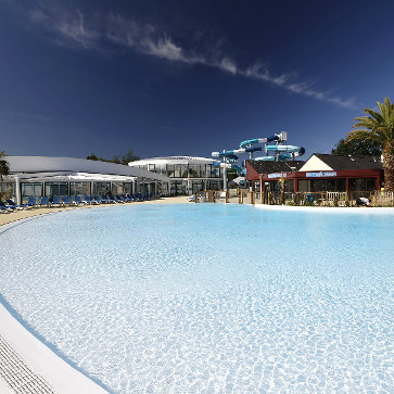 Firefly Holidays Beg Meil L'Atlantique Main Pool 363