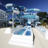 Firefly Holidays Beg Meil L'Atlantique Outdoor Waterslides 300