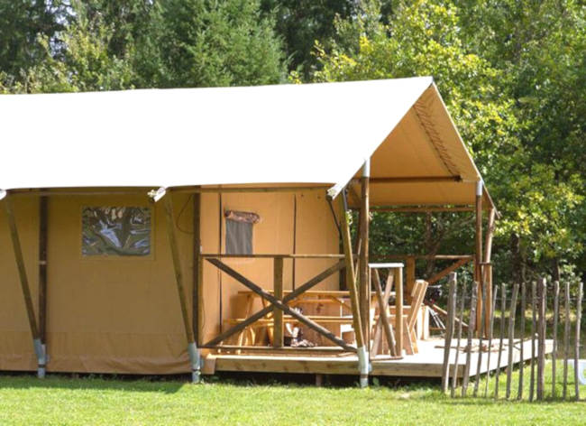 Firefly Holidays Les Alicourts Safari Exterior 2 472h