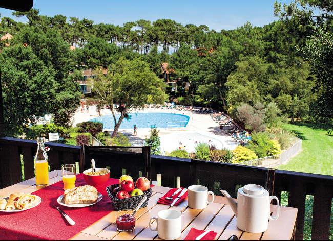 Gascony Moliets 1 Bed Superior Apart Balcony