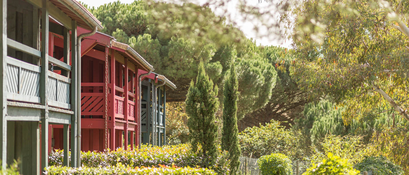 Gascony Moliets Houses 2