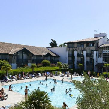 Gascony Moliets Main Pool 2