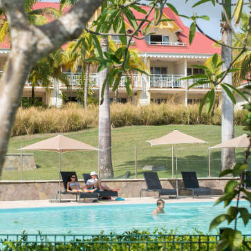 Guadeloupe Les Tamarins Pool 2