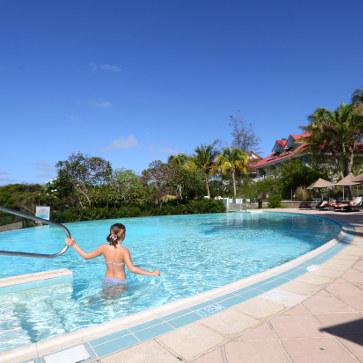 Guadeloupe Les Tamarins Pool