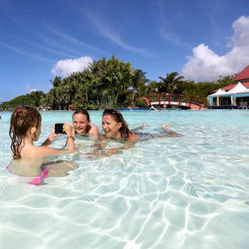 Guadeloupe Sainte Anne Main Pool