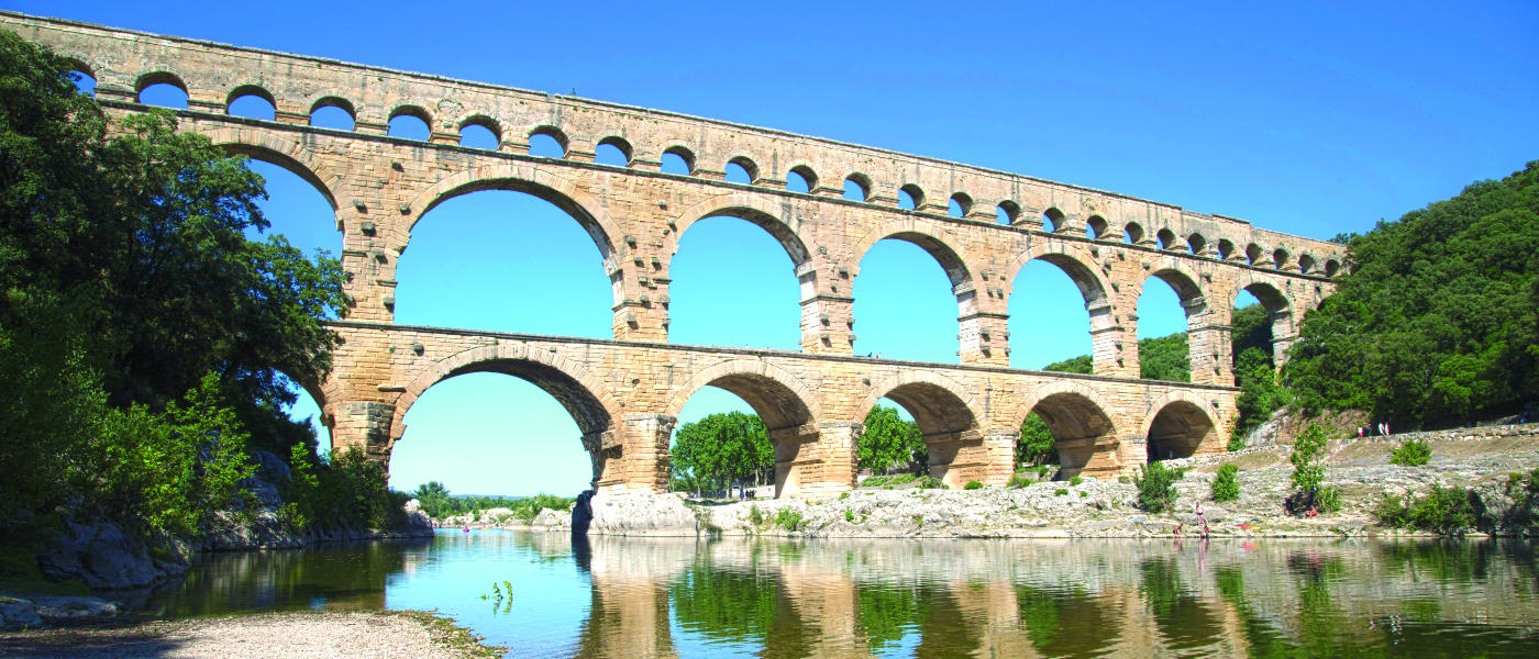 Languedoc Pont du Gard