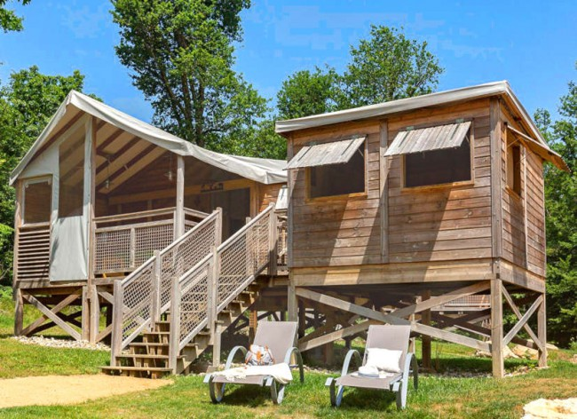 Les Alicourts Explorer Lodge Ext 600h