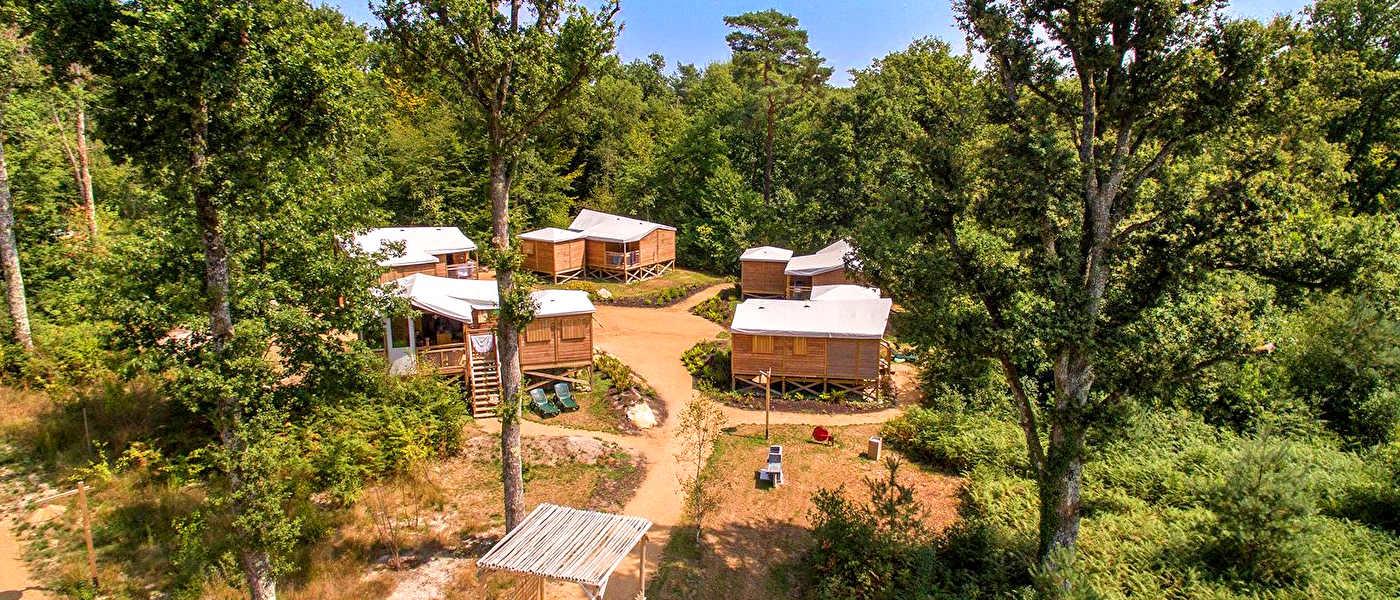 Les Alicourts Explorer Lodge Setting