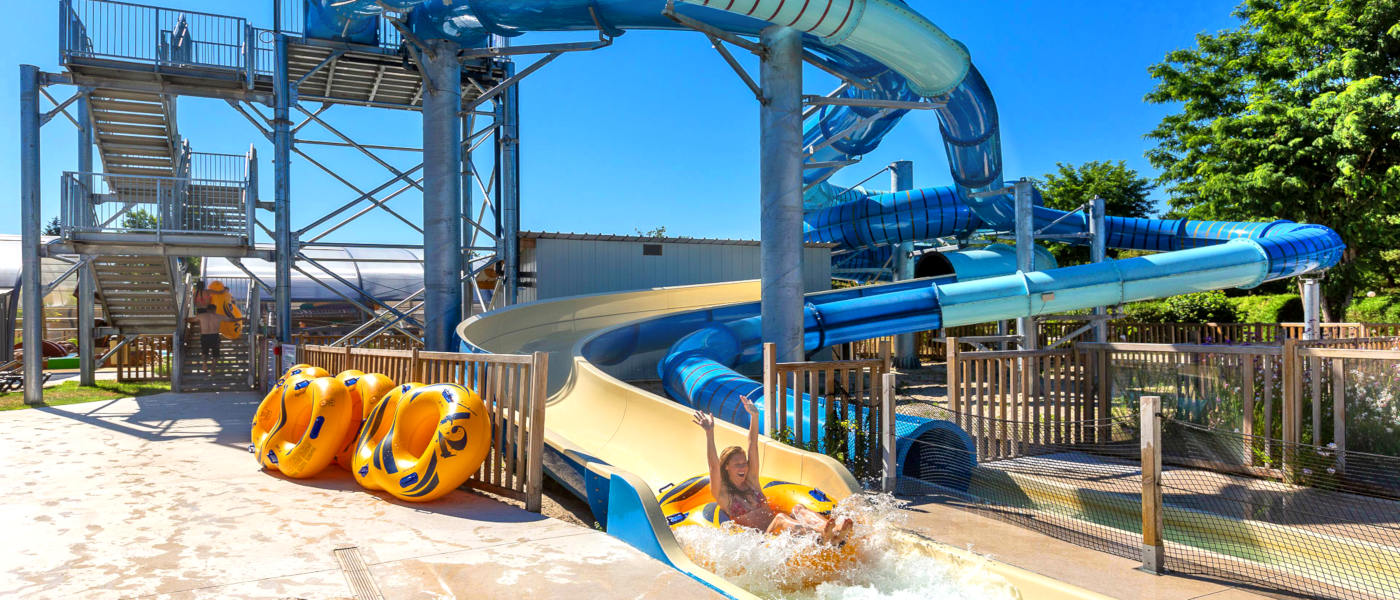 Les Alicourts Waterslide