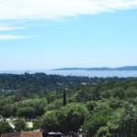 Les Restanques Bay of St Tropez View