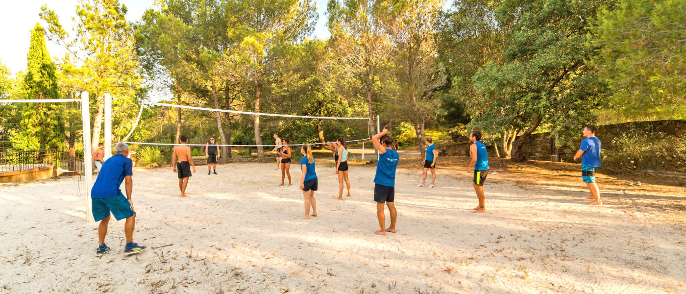 Les Restanques Beach Volley