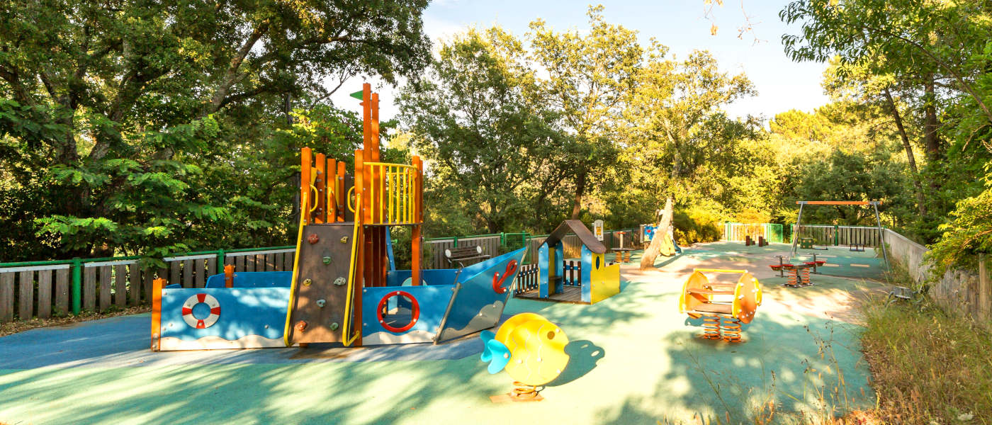 Les Restanques Play Area