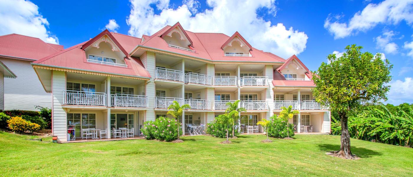 Martinique Les Ilets