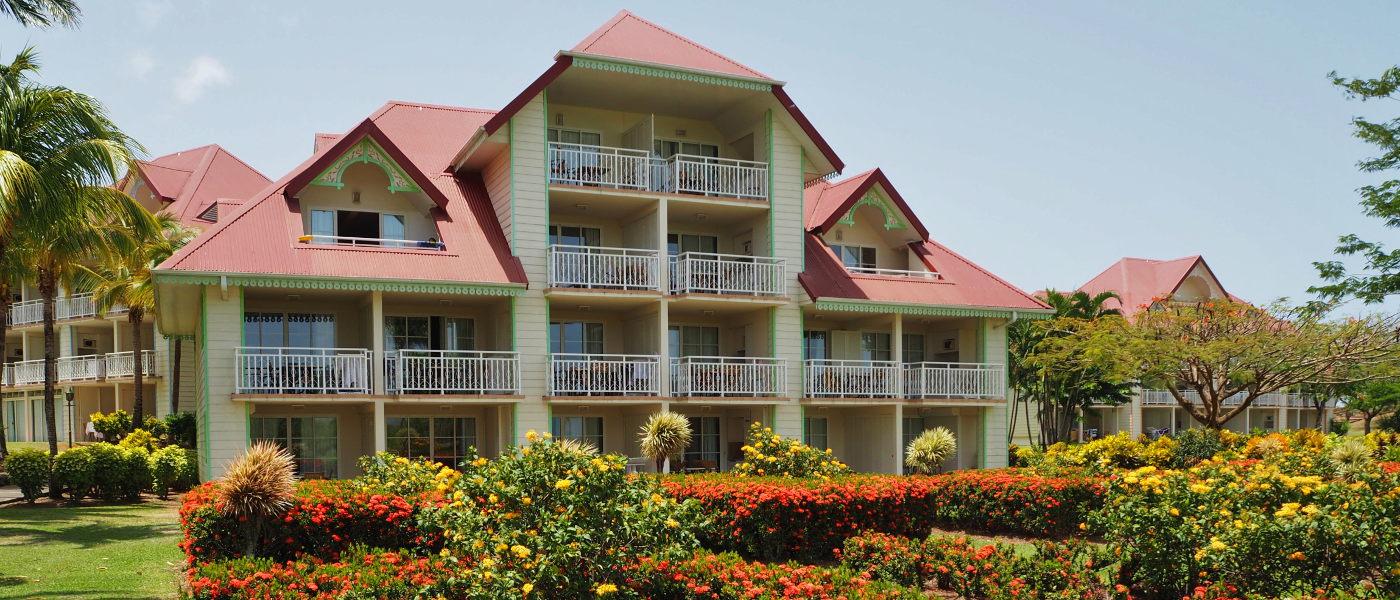 Martinique Sainte Luce Apartments