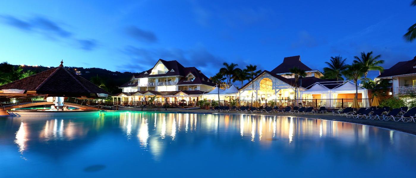 Martinique Sainte Luce Night 1
