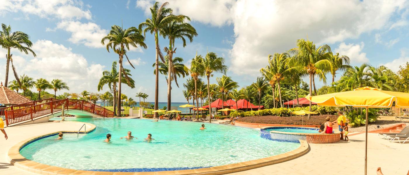 Martinique Sainte Luce Pool 2