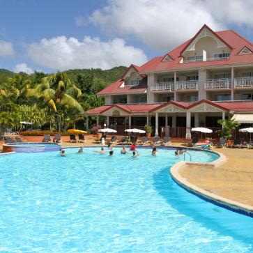 Martinique Sainte Luce Pool Activities