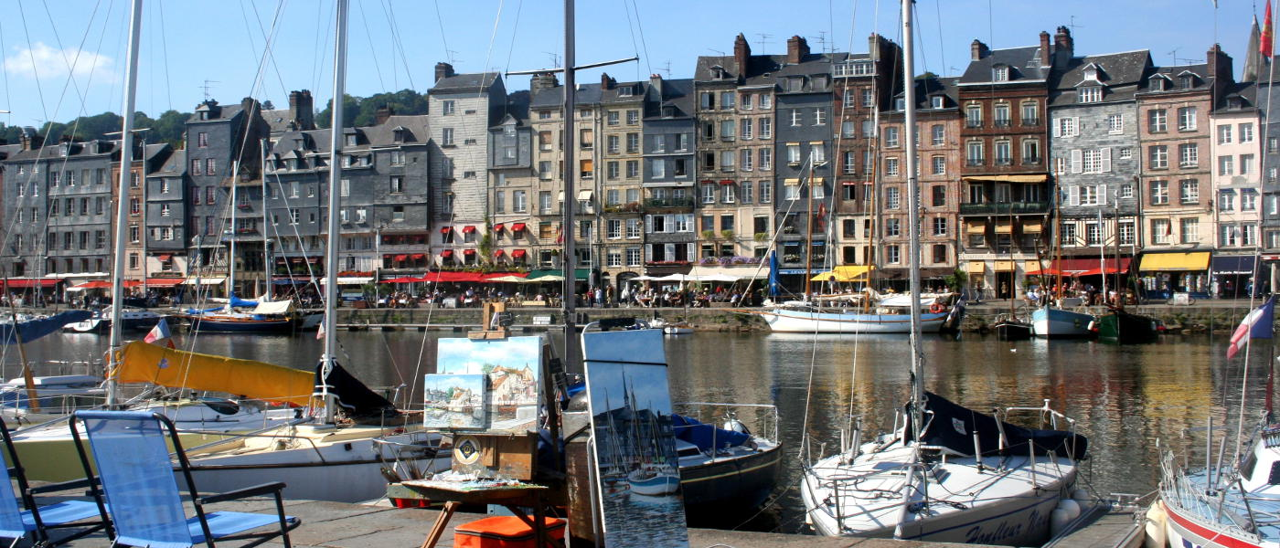 Picardy Normandy Honfleur