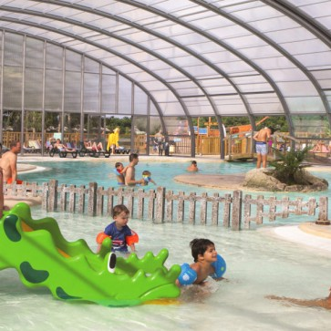 Pierrefitte Les Alicourts Resort Indoor Pool