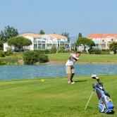 Port Bourgenay Golfer