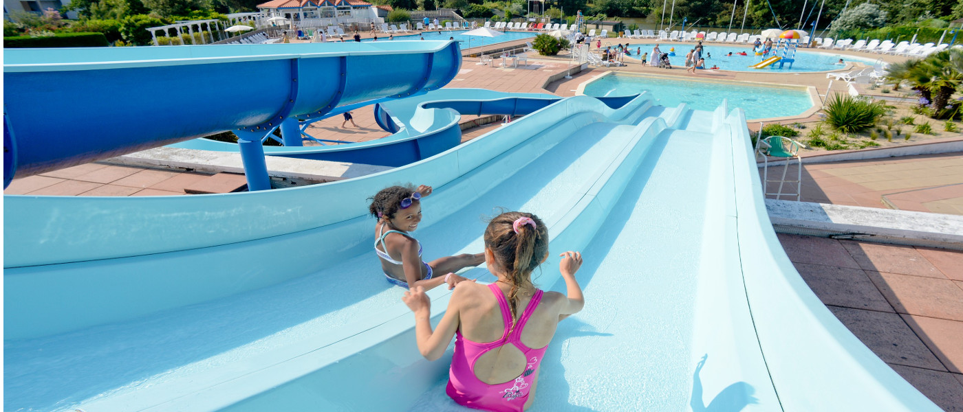 Port Bourgenay KidsWaterslide