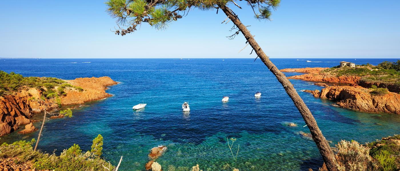 Riviera Provence Esterel Bay