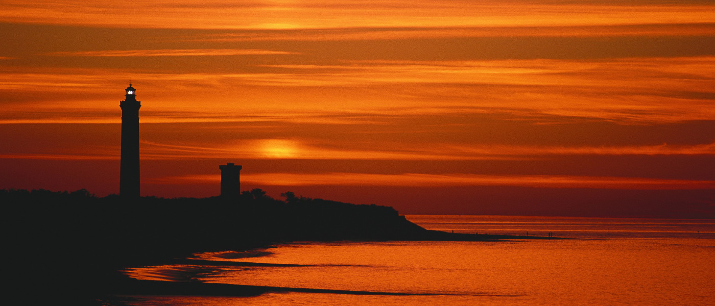 Vendee Ile de Re Lighthouse