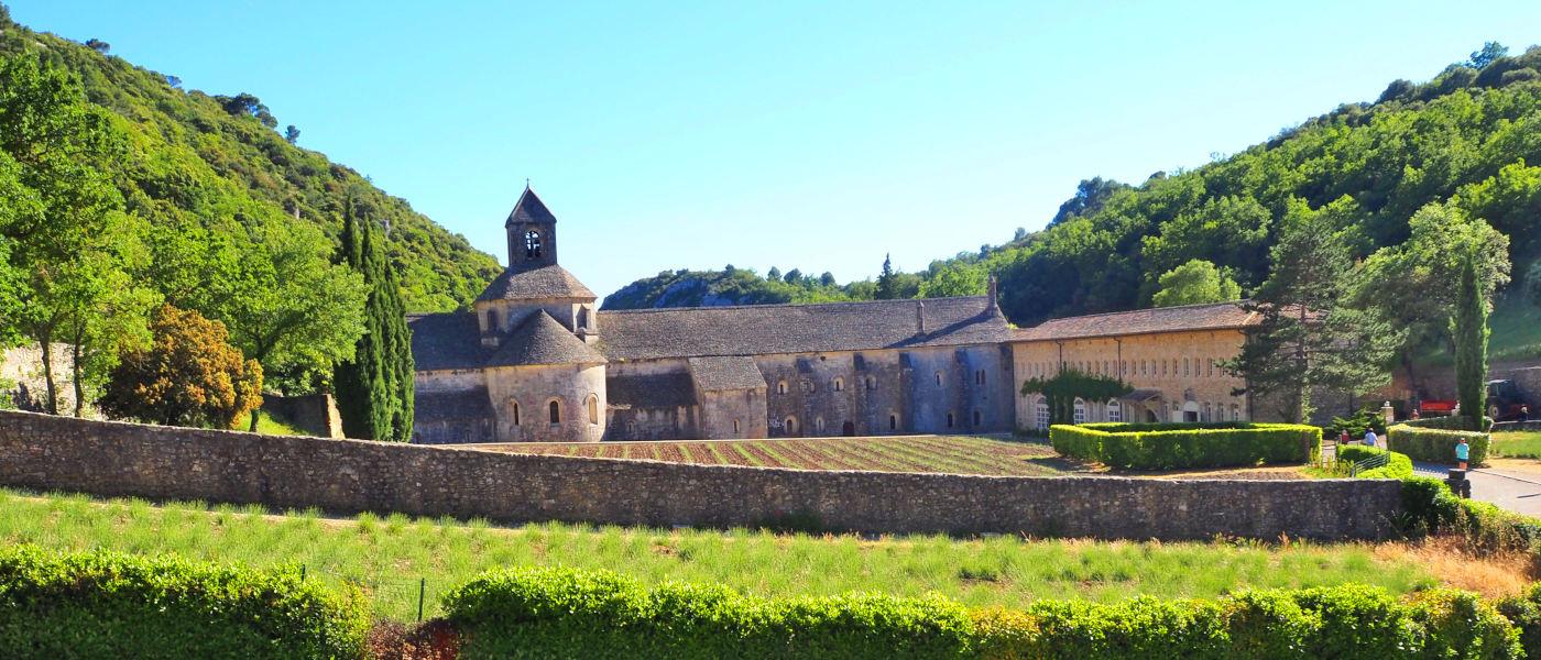 Abbaye ND de Senaque 2