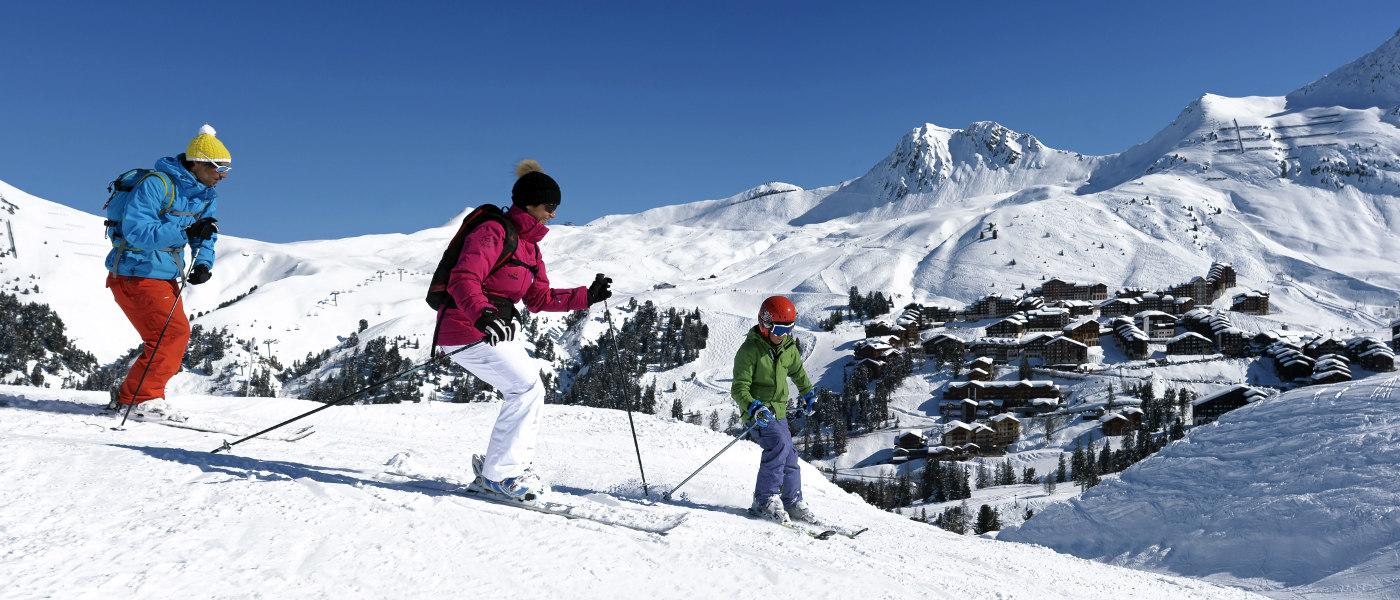 Aime La Plagne Les Alpages de Chantel Family Ski