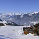 Aime La Plagne Les Alpages de Chantel Mountain Restaurant