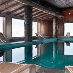 Aime La Plagne Les Alpages de Chantel Pool 2