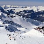 Aime La Plagne Les Alpages de Chantel Ski Area