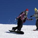 Aime La Plagne Les Alpages de Chantel Snowboarders