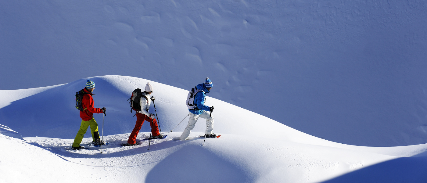 Aime La Plagne Les Alpages de Chantel Snowshoe