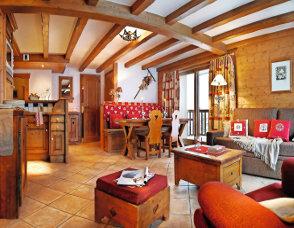 Arc 1800 Les Alpages de Chantel 1 Bed 3 Thumbnail