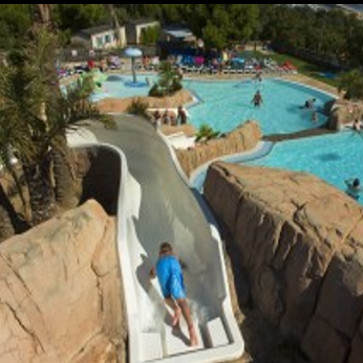 Argeles Bois de Valmarie Pool and Waterslide