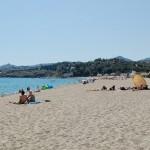 Argeles Bois de Valmarie Racou Beach