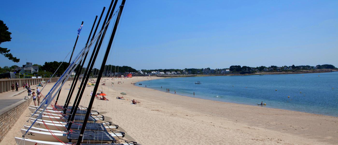 Benodet Beach