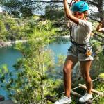 Cap Esterel Lacs Adrenaline