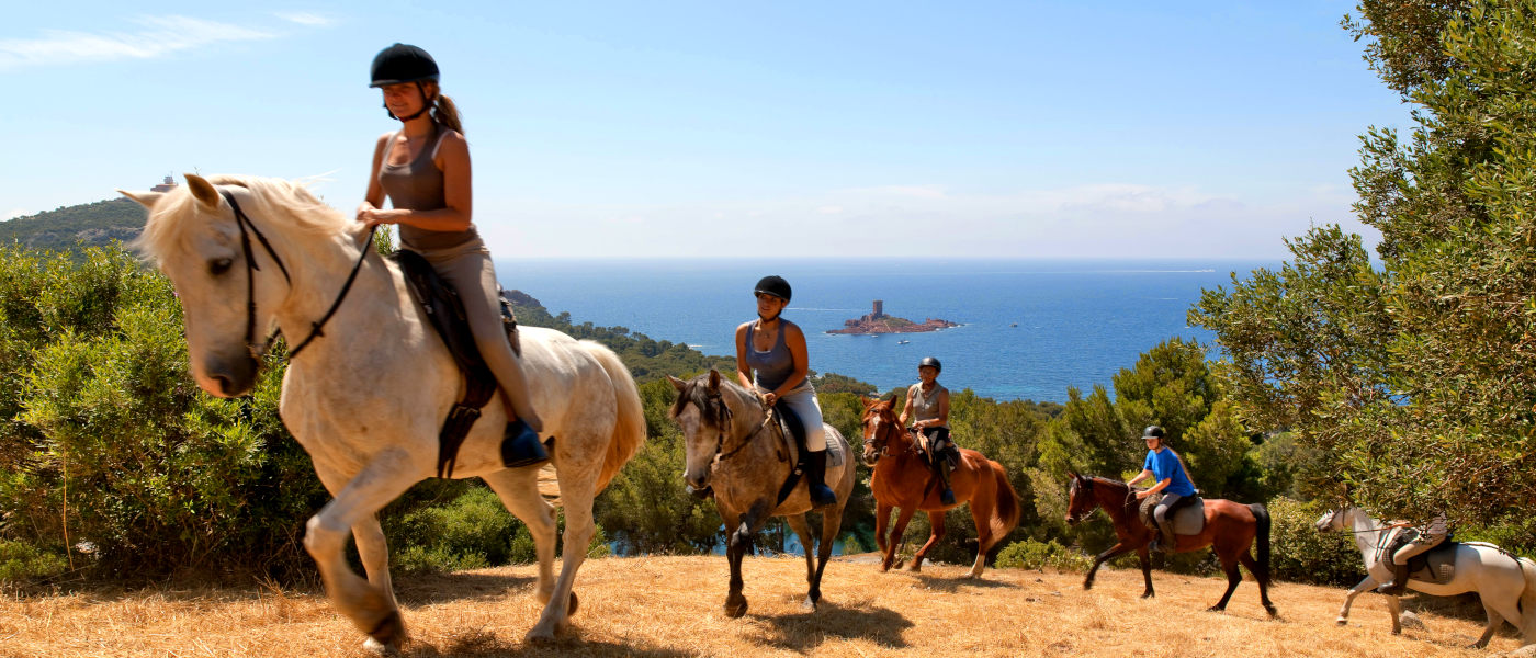 Cap Esterel Riding