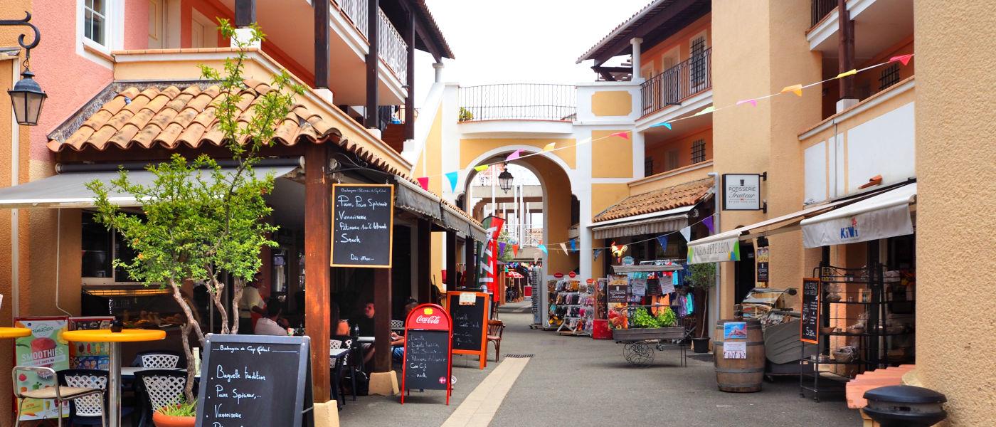Cap Esterel Street